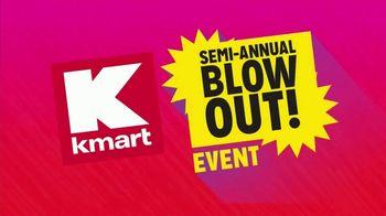 Kmart Semi-Annual Blowout! Event TV Spot, 'So Many Deals'