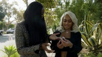 MadameNoire TV Spot, 'Swipe: L.A.' Featuring Saweetie - 47 commercial airings