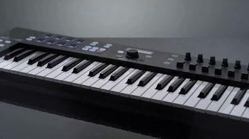 Guitar Center TV Spot, '2018 Holidays: Keyboard Controller and Audio Studio Monitors'