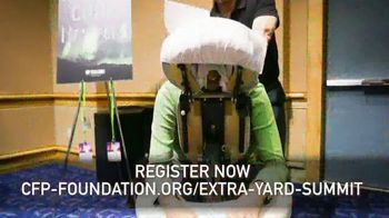 College Football Playoff Foundation TV Spot, '2019 Extra Yard for Teachers Summit' - Thumbnail 8