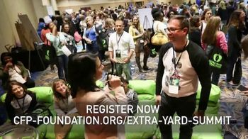 College Football Playoff Foundation TV Spot, '2019 Extra Yard for Teachers Summit' - Thumbnail 9