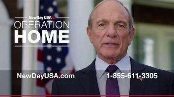 NewDay USA VA Loan TV Spot, 'Operation Home: Fellow Vets' - 39 commercial airings