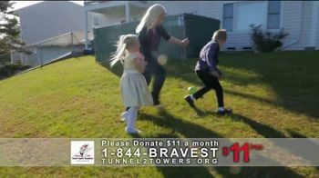 Stephen Siller Tunnel to Towers Foundation TV Spot, 'Gold Star Program' Featuring Mark Wahlberg - Thumbnail 10