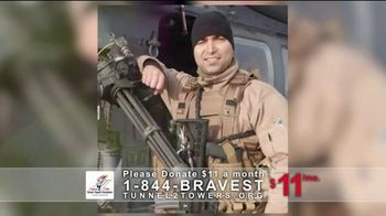 Stephen Siller Tunnel to Towers Foundation TV Spot, 'Gold Star Program' Featuring Mark Wahlberg - Thumbnail 2