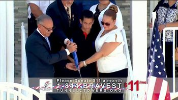Stephen Siller Tunnel to Towers Foundation TV Spot, 'Gold Star Program' Featuring Mark Wahlberg - Thumbnail 4