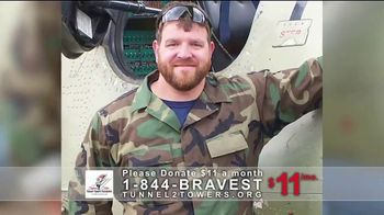 Stephen Siller Tunnel to Towers Foundation TV Spot, 'Gold Star Program' Featuring Mark Wahlberg - Thumbnail 5