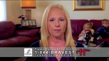 Stephen Siller Tunnel to Towers Foundation TV Spot, 'Gold Star Program' Featuring Mark Wahlberg - Thumbnail 6