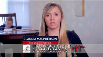 Stephen Siller Tunnel to Towers Foundation TV Spot, 'Gold Star Program' Featuring Mark Wahlberg - Thumbnail 8