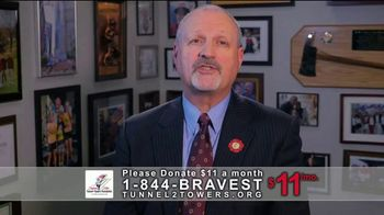 Stephen Siller Tunnel to Towers Foundation TV Spot, 'Gold Star Program' Featuring Mark Wahlberg - Thumbnail 9