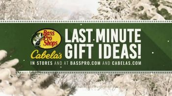 Bass Pro Shops TV Spot, 'Last Minute Gift Ideas: Long Sleeve Tees & Gift Cards' - Thumbnail 2