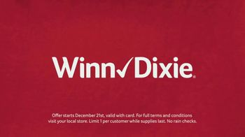 Winn-Dixie TV Spot, 'The Perfect Holiday: Smithfield Smoked Ham Portion' - Thumbnail 7