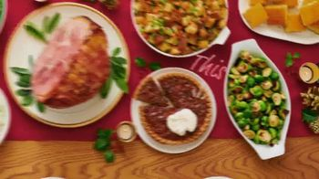 Winn-Dixie TV Spot, 'The Perfect Holiday: Smithfield Smoked Ham Portion' - Thumbnail 3