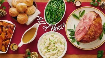 Winn-Dixie TV Spot, 'The Perfect Holiday: Smithfield Smoked Ham Portion' - Thumbnail 4
