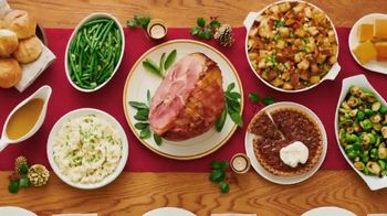 Winn-Dixie TV Spot, 'The Perfect Holiday: Smithfield Smoked Ham Portion' - Thumbnail 5