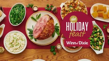 Winn-Dixie TV Spot, 'The Perfect Holiday: Smithfield Smoked Ham Portion' - Thumbnail 6