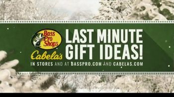 Bass Pro Shops TV Spot, 'Last Minute Gift Ideas: Columbia Lake Jacket' - Thumbnail 2