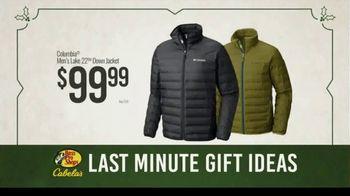 Bass Pro Shops TV Spot, 'Last Minute Gift Ideas: Columbia Lake Jacket' - Thumbnail 3
