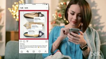 Belk TV Spot, 'Home for the Holidays: Buy Online'