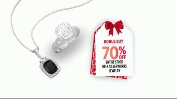 Belk Christmas Countdown Sale TV Spot, 'Jewelry, Pajamas and Sportswear' - Thumbnail 5