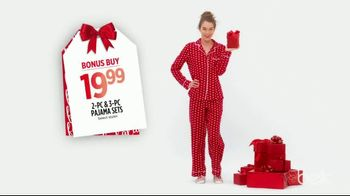 Belk Christmas Countdown Sale TV Spot, 'Jewelry, Pajamas and Sportswear' - Thumbnail 7