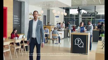 Capital One Cafés TV Spot, 'Where It Starts: How Banking Should Be' - Thumbnail 9