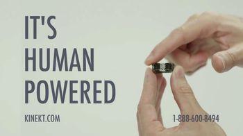 Kinekt Designs TV Spot, 'Human-Powered Ring' - Thumbnail 5