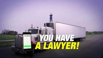 Saiontz & Kirk, P.A. TV Spot, 'Commercial Vehicles'