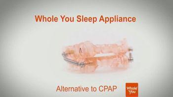 Whole You Sleep Appliance TV Spot, 'John and Doris' - Thumbnail 3