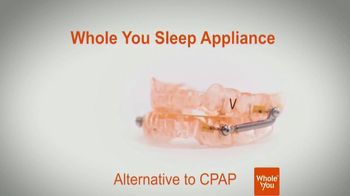 Whole You Sleep Appliance TV Spot, 'John and Doris' - Thumbnail 4