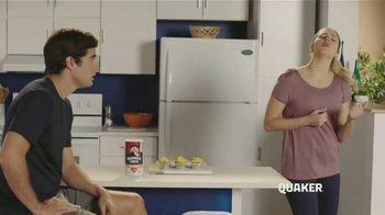 Quaker Oats TV Spot, 'Bailando' con Danilo Carrera, Daniela DiGiacomo [Spanish] - 2 commercial airings
