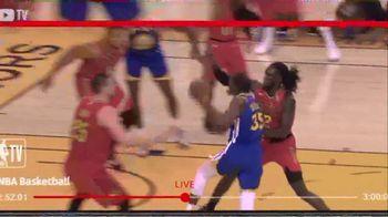 YouTube TV TV Spot, 'NBA Basketball: Watch Like a Fan'