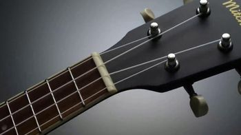 Guitar Center TV Spot, '2018 Holidays: Yamaha Acoustic Guitar & Ukulele' - Thumbnail 7