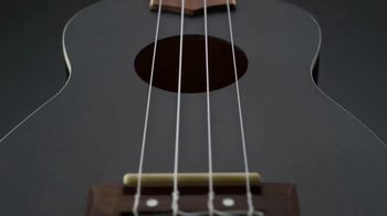 Guitar Center TV Spot, '2018 Holidays: Yamaha Acoustic Guitar & Ukulele' - Thumbnail 8