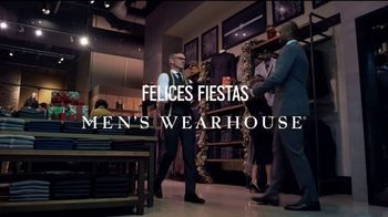Men's Wearhouse TV Spot, 'Felices fiestas' [Spanish] - Thumbnail 2