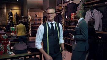 Men's Wearhouse TV Spot, 'Felices fiestas' [Spanish] - Thumbnail 3