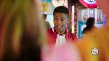 Dave and Buster's TV Spot, 'Nickelodeon: Winter Break' - 77 commercial airings