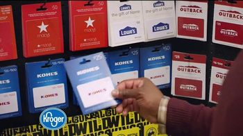 The Kroger Company TV Spot, 'Gift Cards' - Thumbnail 4