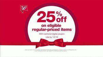 Walgreens TV Spot, 'Care to All: 25 Percent Off' - Thumbnail 10