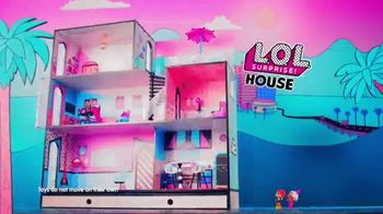 L.O.L. Surprise! House TV Spot, '85+ Surprises'