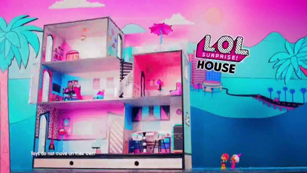 L O L Surprise House Tv Commercial 85 Surprises Ispot Tv