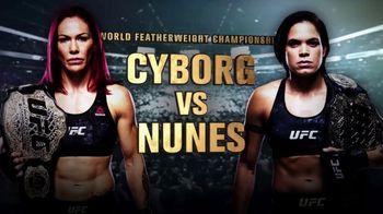 UFC 232 TV Spot, 'Jones vs. Gustafsson 2' Song by Endway - Thumbnail 4