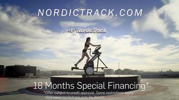 Nordic Track FreeStride Trainer TV Spot, 'At-Home Workouts' - Thumbnail 9