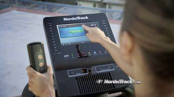 Nordic Track FreeStride Trainer TV Spot, 'At-Home Workouts' - Thumbnail 7