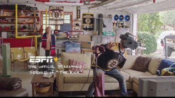 ESPN+ TV Spot, 'The Rick: Total Immersion' - Thumbnail 10