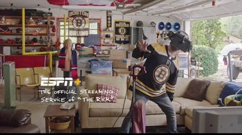 ESPN+ TV Spot, 'The Rick: Total Immersion'