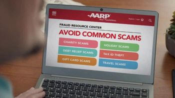 AARP Fraud Watch Network TV Spot, 'Avoid Common Scams' - Thumbnail 4