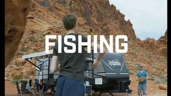 Camping World Opening Day Sales Event TV Spot, '2019 Opening Day: Travel Trailers' - Thumbnail 7