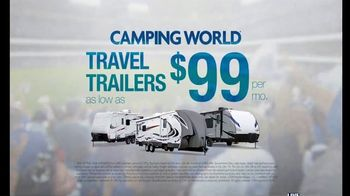 Camping World Opening Day Sales Event TV Spot, '2019 Opening Day: Travel Trailers' - Thumbnail 8