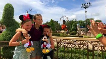 Disney World TV Spot, 'Best Day Ever: Random Acts of Magic' - Thumbnail 10
