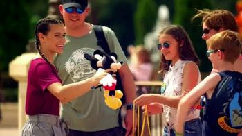 Disney World TV Spot, 'Best Day Ever: Random Acts of Magic' - 83 commercial airings